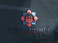 Blueprint Wealth Advisors Logo - Entry #411