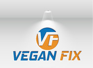 Vegan Fix Logo - Entry #11