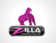 Zilla Construction, Inc Logo - Entry #76