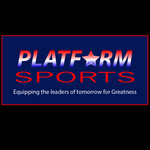 "Platform Sports "" Equipping the leaders of tomorrow for Greatness."" Logo - Entry #65"