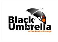 Black umbrella coffee & cocktail lounge Logo - Entry #70