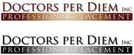 Doctors per Diem Inc Logo - Entry #61