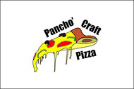 Pancho's Craft Pizza Logo - Entry #111