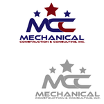 Mechanical Construction & Consulting, Inc. Logo - Entry #43