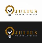 Julius Wealth Advisors Logo - Entry #6