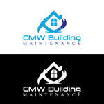 CMW Building Maintenance Logo - Entry #41