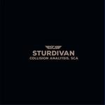 Sturdivan Collision Analyisis.  SCA Logo - Entry #204