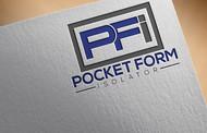 Pocket Form Isolator Logo - Entry #172