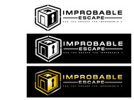 Improbable Escape Logo - Entry #106