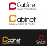 Cabinet Makeovers & More Logo - Entry #166