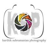 Karthik Subramanian Photography Logo - Entry #111