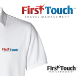 First Touch Travel Management Logo - Entry #9