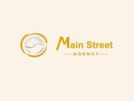 Main Street Agency Logo - Entry #6