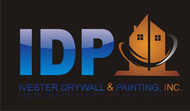 IVESTER DRYWALL & PAINTING, INC. Logo - Entry #90