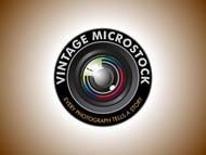 Vintage Microstock Logo - Entry #68