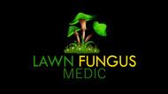 Lawn Fungus Medic Logo - Entry #16