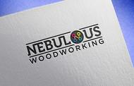 Nebulous Woodworking Logo - Entry #196