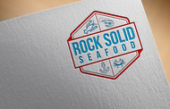 Rock Solid Seafood Logo - Entry #73