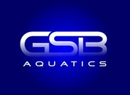 GSB Aquatics Logo - Entry #96