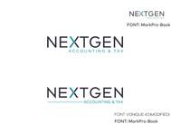 NextGen Accounting & Tax LLC Logo - Entry #601