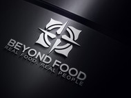 Beyond Food Logo - Entry #214