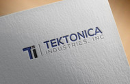Tektonica Industries Inc Logo - Entry #121