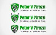 Peter V Pirozzi General Contracting Logo - Entry #108