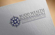 Budd Wealth Management Logo - Entry #94
