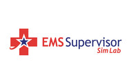 EMS Supervisor Sim Lab Logo - Entry #129