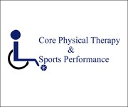 Core Physical Therapy and Sports Performance Logo - Entry #410