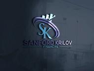 Sanford Krilov Financial       (Sanford is my 1st name & Krilov is my last name) Logo - Entry #200