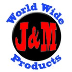 J&M World Wide Products Logo - Entry #33