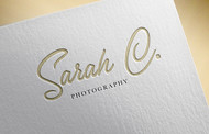 Sarah C. Photography Logo - Entry #158