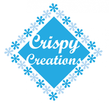 Crispy Creations logo - Entry #52