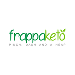 Frappaketo or frappaKeto or frappaketo uppercase or lowercase variations Logo - Entry #206