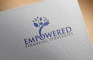 Empowered Financial Strategies Logo - Entry #269