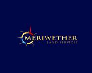 Meriwether Land Services Logo - Entry #94