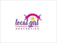 Local Girl Aesthetics Logo - Entry #145