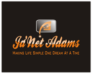 Ja'Net Adams  Logo - Entry #114