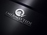 Emerald Tide Financial Logo - Entry #231