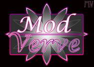 Fashionable logo for a line of upscale contemporary women's apparel  - Entry #34