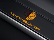 The Hive Mind Apiary Logo - Entry #105