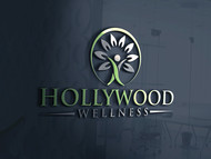Hollywood Wellness Logo - Entry #55