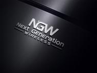Next Generation Wireless Logo - Entry #18