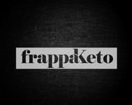 Frappaketo or frappaKeto or frappaketo uppercase or lowercase variations Logo - Entry #58