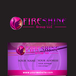 Logo for corporate website, business cards, letterhead - Entry #189