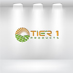 Tier 1 Products Logo - Entry #7