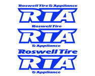 Roswell Tire & Appliance Logo - Entry #164