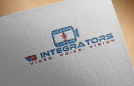 V3 Integrators Logo - Entry #142
