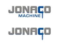 Jonaco or Jonaco Machine Logo - Entry #113